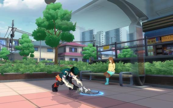 My Hero Academia: The Strongest Hero скриншот 19