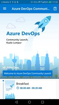 Azure DevOps Community Launch for Android - APK Download