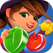 BeSwitched Magic Puzzle Match icon