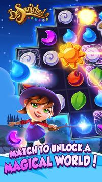 BeSwitched Magic Puzzle Match screenshot 1