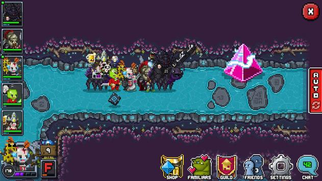 Bit Heroes screenshot 6