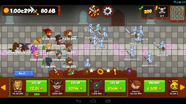 Crusaders of the Lost Idols screenshot 5