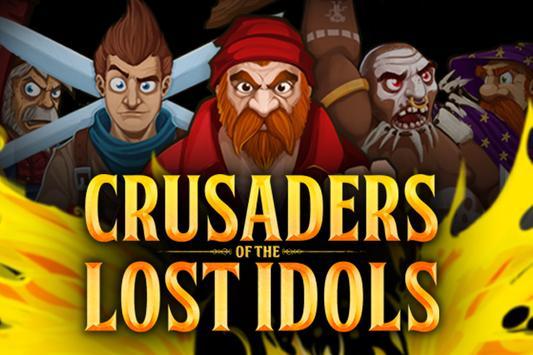 Crusaders of the Lost Idols screenshot 6