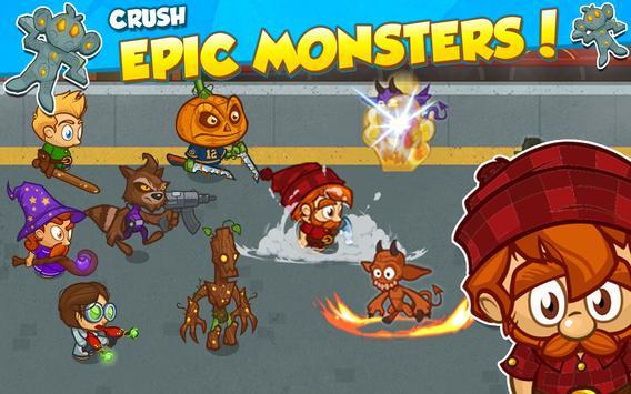 Crusaders of the Lost Idols screenshot 9
