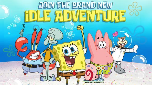 SpongeBob's Idle Adventures poster