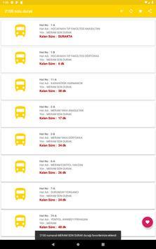 Otobüsüm Nerede - Konya screenshot 10