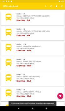 Otobüsüm Nerede - Konya screenshot 16