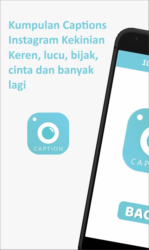 Caption Buat Ig Keren Dan Kekinian For Android Apk Download