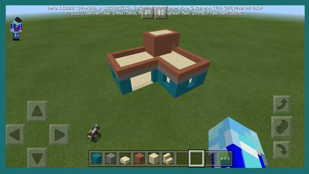 Mod free fire for MCPE captura de pantalla 1