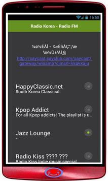 Radio Korea Live poster