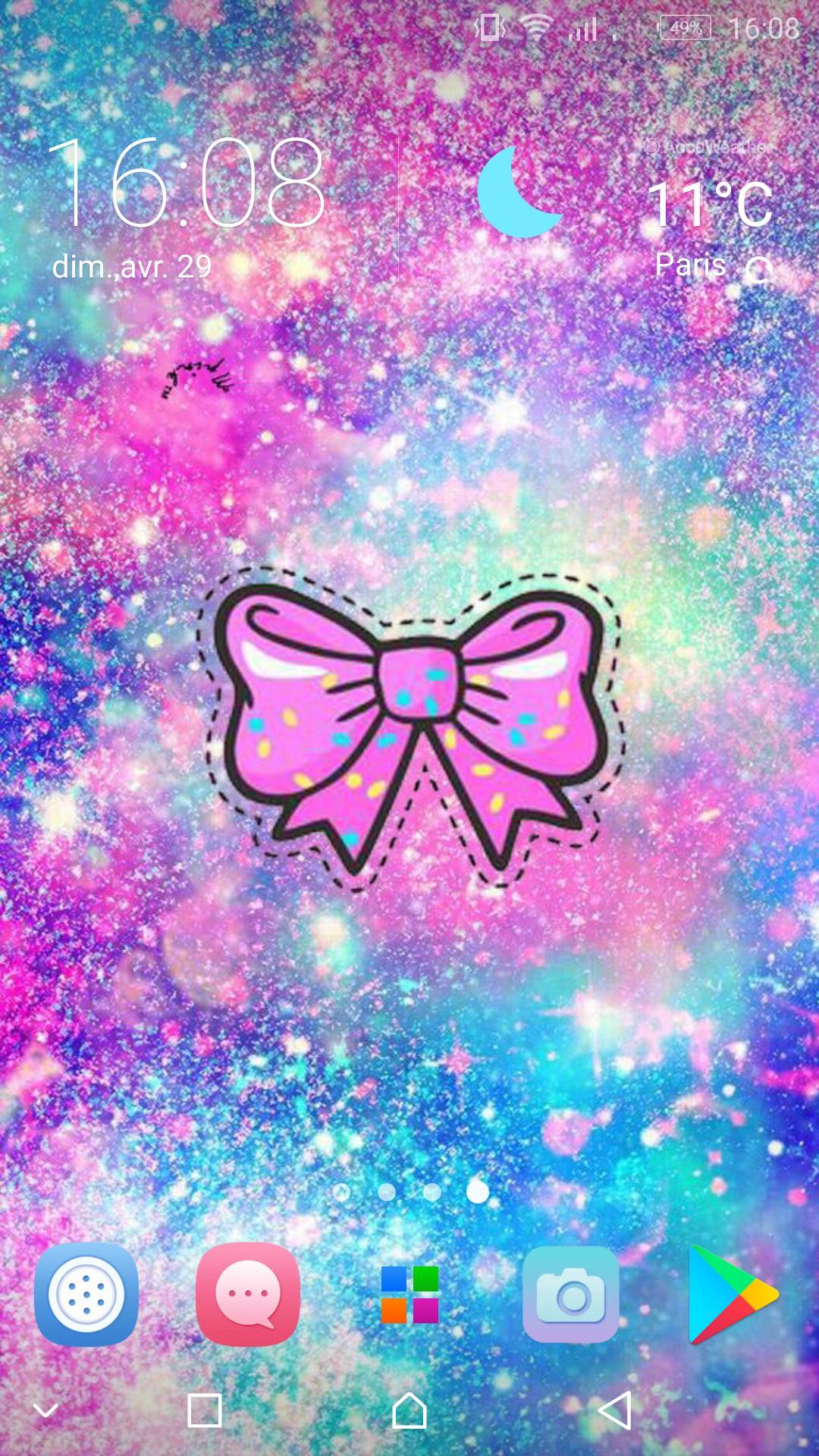 cute backgrounds kawaii wallpapers girly screen pantalla fondos fondo para lindos imagenes chicas bonitos
