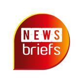 NewsBriefs: Today's world news icon