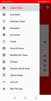 3 Schermata Jadwal Sholat Indonesia