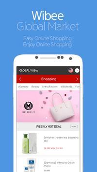 Wibee Global Market poster