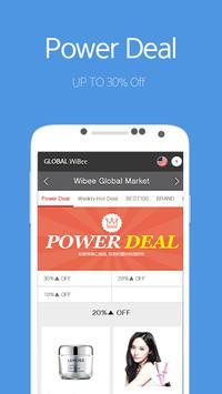 Wibee Global Market screenshot 1