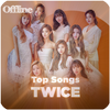 Twice Tops Songs Offline icon