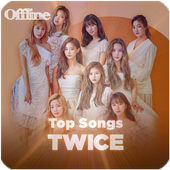 Twice Tops Songs Offline icon