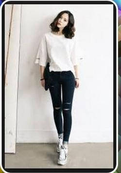 the latest Korean fashion style screenshot 1