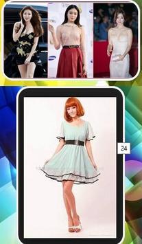 the latest Korean fashion style screenshot 2