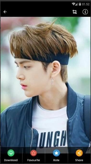 Wallpaper Korean Handsome Boy Full Hd For Android Apk Download