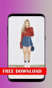 Korean kpop fashion screenshot 2