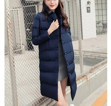 Korean Long Coat For Women screenshot 5