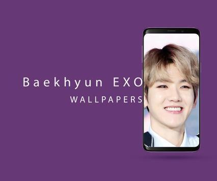 Baekhyun EXO Wallpapers HD 2019 screenshot 5