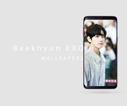Baekhyun EXO Wallpapers HD 2019 poster