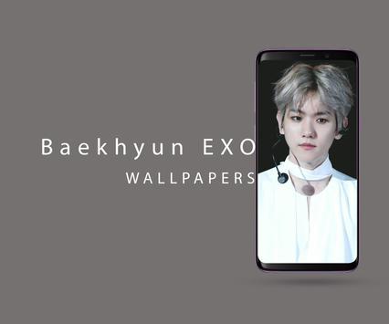 Baekhyun EXO Wallpapers HD 2019 screenshot 2
