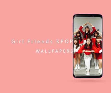 Wallpapers KPOP Girl Friends 2019 screenshot 3