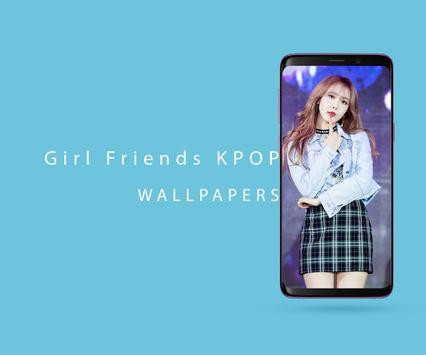Wallpapers KPOP Girl Friends 2019 poster