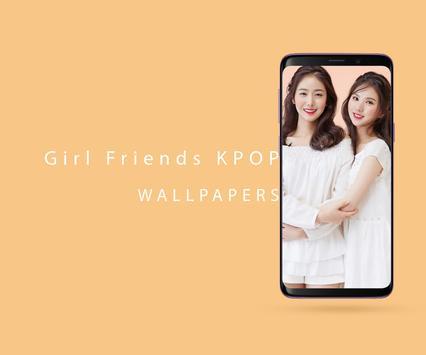 Wallpapers KPOP Girl Friends 2019 screenshot 1