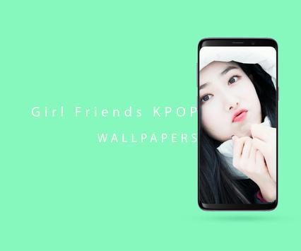 Wallpapers KPOP Girl Friends 2019 screenshot 2