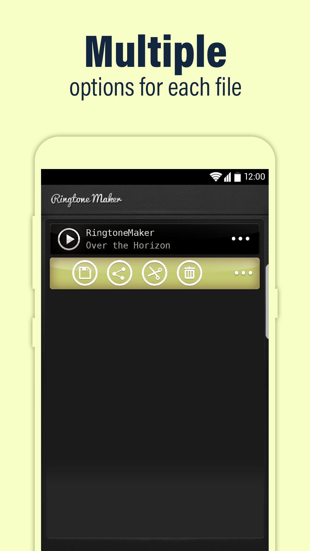 Call Ringtone Maker – MP3 & Music Cutter for Android - APK