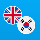 Korean-English Translator icon