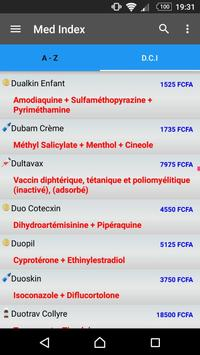 Med Index screenshot 4