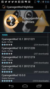 ROM Manager ảnh chụp màn hình 2