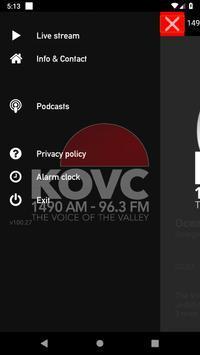 KOVC The Voice of the Valley screenshot 1