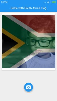 Selfie with South Africa flag screenshot 4