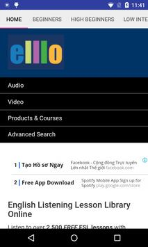 Ello English for Android - APK Download