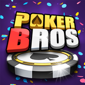 PokerBROS: Play Texas Holdem Online with Friends 아이콘