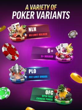 PokerBROS: Play Texas Holdem Online with Friends 스크린샷 10