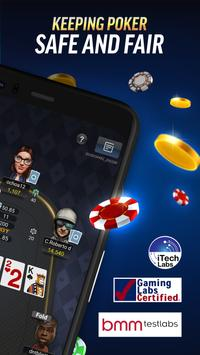 PokerBROS: Play Texas Holdem Online with Friends 스크린샷 1