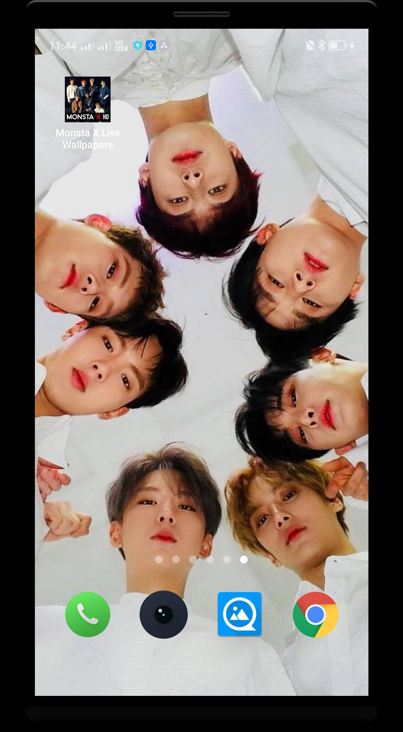 Monsta X Live Wallpaper For Android Apk Download