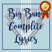 Complete BIG BANG Lyrics icon