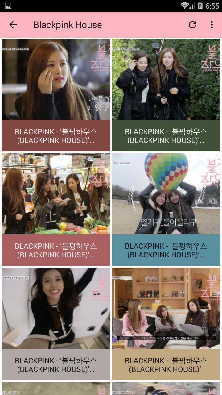 Blackpink Songs, Lyric, Video Fans Offline No Ads for