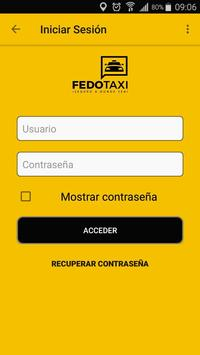 Fedotaxi Conductor poster