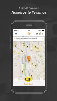Ktaxi screenshot 1