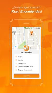 Ktaxi screenshot 9