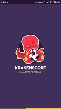 KrakenScore 海報